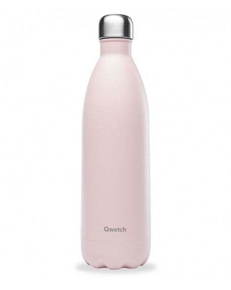 Bouteille isotherme inox - 1L