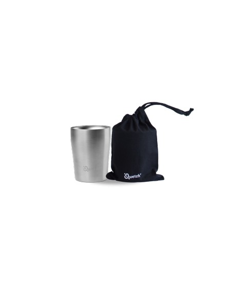 Vacuum insulated Travel cup with bag