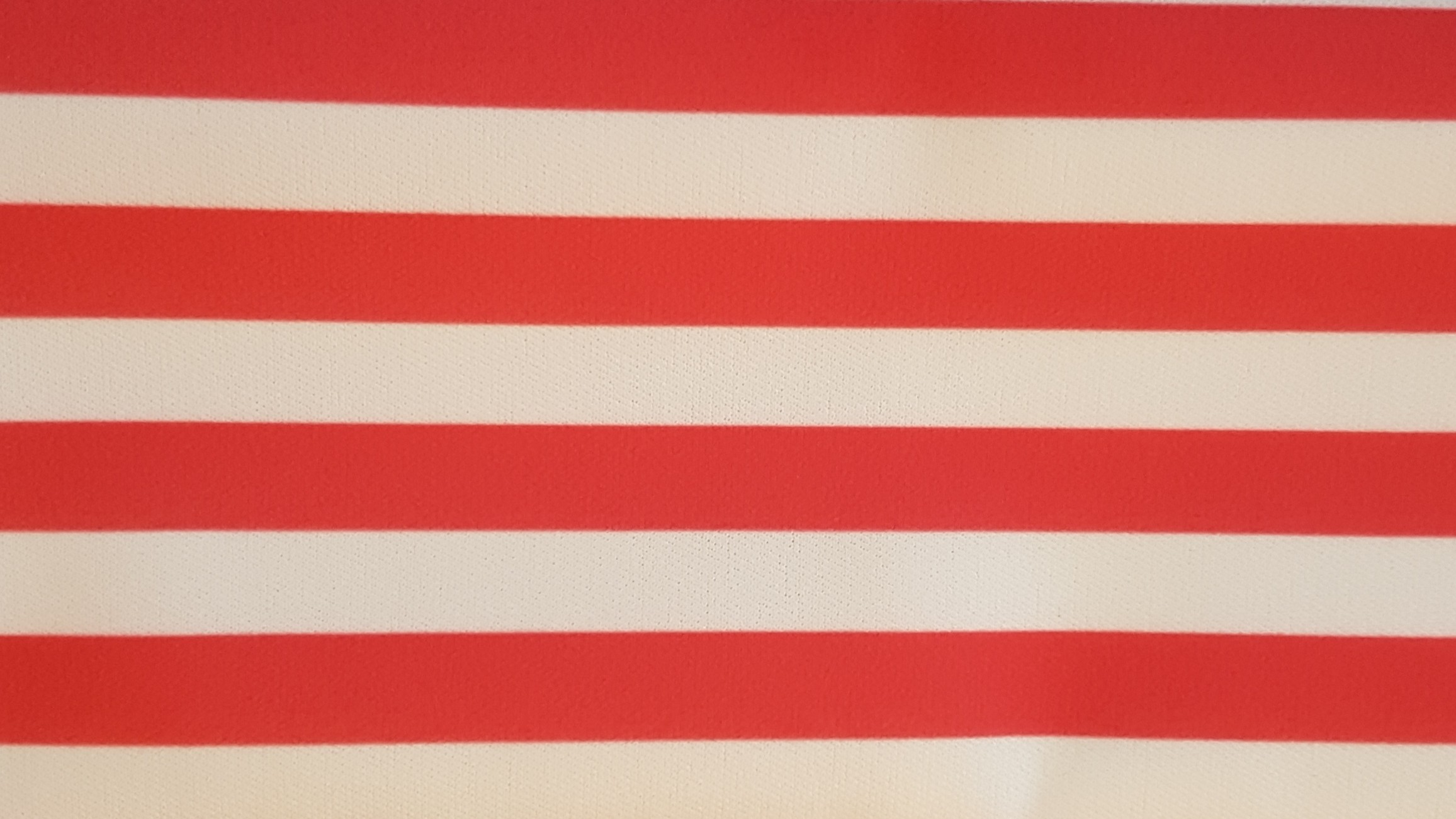 RED & WHITE STRIPES